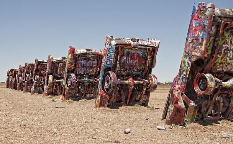 Cadillac Ranch: A fazenda dos Cadillacs