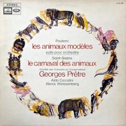 Louis Fremaux - City Of Birmingham Sym Orch - Brenda Lucas - John Ogdon - Anthony Moroney - Le Carnaval des animaux : Volière